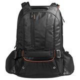 Everki Beacon EKP117NBKCT Notebook Case - Backpack - Nylon - Black - EKP117NBKCT