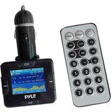 Pyle PLMP3C1 FM Transmitter