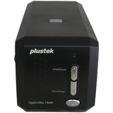 Plustek OpticFilm 7600iSE Infrared 35mm Film and Slide LEDlight Scanner
