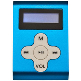 Mach Speed Eclipse CLD2SL 2 GB Silver Flash MP3 Player