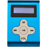 Mach Speed Eclipse CLD2PL 2 GB Purple Flash MP3 Player