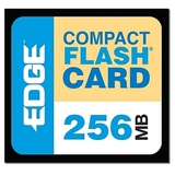 EDGE Tech 256MB CompactFlash Card