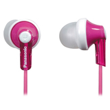Panasonic RP-HJE120-P Earphone - Stereo