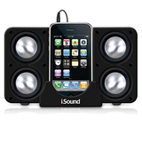 i.Sound DGIPOD-1550 Speaker System - Black