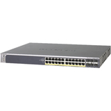 Netgear ProSafe GSM7228PS Ethernet Switch - 24 Port - 8 Slot