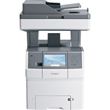 Lexmark X734DE Laser Multifunction Printer - Color - Plain Paper Print - Floor Standing