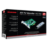 DIAMOND ATI Theater 750 PCIE HD TV Tuner Card TVW750PCIE