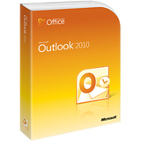 543-05182 - Microsoft Outlook 2010 - Complete Product - 1 PC