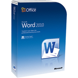 Microsoft Word 2010 Home and Student