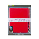 Simplism TR-LCSLIPAD-DR/EN Tablet PC Case - Leather - Deep Red