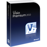 Microsoft Visio 2010 Premium 32/64-bit
