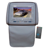 "Pyle PLD72 Car DVD Player - 7"" LCD - PLD72GR"