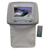 Pyle PLD72 Car DVD Player - 7' LCD