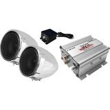 Pyle PLMCA20 Speaker/Amplifier Kit