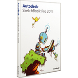 Autodesk SketchBook 2011 Pro - 1 User