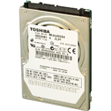 Toshiba MK2565GSX 250 GB Internal Hard Drive