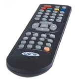LaCie Portable Multimedia Drive Remote Control