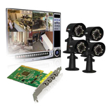 Lorex QLR464 Video Surveillance System