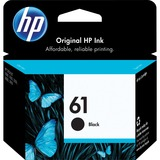 HP 61 Ink Cartridge - Black (NOT RETURNABLE)
