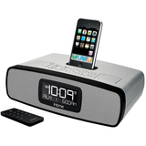 SDI Technologies iP90 Desktop Clock Radio - IP90SZ