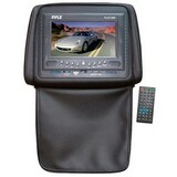 Pyle PLD72BK Car DVD Player - 7' LCD