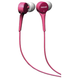 Maxell 190239 - JTP Earphone - Stereo - Pink - Mini-phone