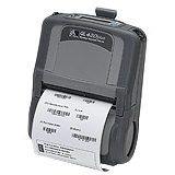 Zebra QL 420 Plus Direct Thermal Printer - Monochrome - Portable - Label Print Q4D-LUGA0000-00