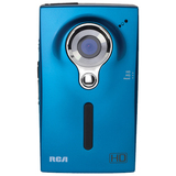 RCA Small Wonder EZ2000 Digital Camcorder - 2' LCD - Blue