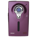 "EZ2000PL - Audiovox Small Wonder EZ2000 Digital Camcorder - 2"" LCD - Purple"