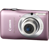 Canon PowerShot SD1300 IS 12.1 Megapixel Compact Camera - Pink 4216B002