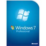 HP Microsoft Windows 7 Professional 32-bit - Media Only