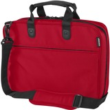Cocoon CPS380RD Notebook Case - Portfolio - Twill - Racing Red - CPS380RD