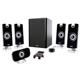 Cyber Acoustics CA-5402 5.1 Speaker System