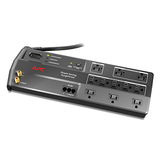 APC SurgeArrest Performance P11GTV 11-Outlet Surge Suppressor - P11GTV