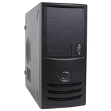 In Win C589 System Cabinet - Mid-tower - Black - Steel