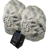 Audio Unlimited SPK-ROCK-DUO2 2.0 Speaker System - Granite