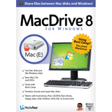 Mediafour MacDrive v.8.0 - 1 Computer