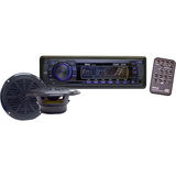 Pyle PLMRKT13BK Radio Accessory Kit