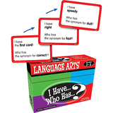Teacher Created Resources I Have, Who Has Language Arts Game Grade 2-3