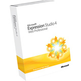 Microsoft Expression Studio v.4.0 Web Professional - Upgrade Package - 1 Workstation NHF-00012