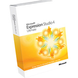 Microsoft Expression Studio v.4.0 Ultimate - Complete Product - 1 Workstation NKF-00022