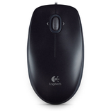 Logitech B120 Mouse - Optical Wired - OEM