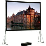 Da-Lite Heavy Duty Fast-Fold Deluxe 99814 Projection Screen
