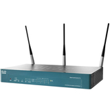 Cisco SA 520W VPN Appliance - 6 Port - Firewall Throughput: 200 Mbps - VPN Throughput: 65 Mbps - IEEE 802.11n (draft)