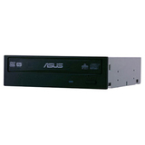 ASUS 90-D40FJV-UBN10- DVD-Writer - Silver - Bulk - Internal