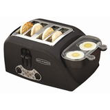 Focus Electrics Egg & Muffin TEM4500 Toaster
