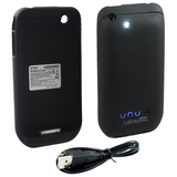Lenmar BC3GS Skin for Smartphone - Black