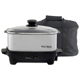 West Bend 84915 Cooker & Steamer