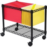 Safco 5201BL Mobile File Cart