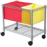 Safco 5201GR Mobile File Cart